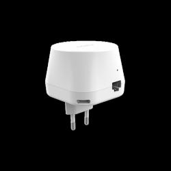 Inyector PoE 24 v. 0.5Ah - Negro petaca Ubiquiti