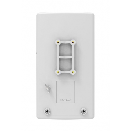 Router Wireless N 300Mbps, 2.4GHz, 802.11bgn, Switch 4 puertos, 2 antenas fijas