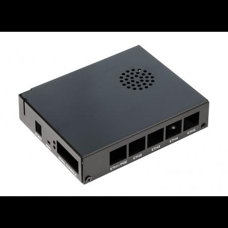 Inyector PoE 50V 1.2A 60W Negro petaca Ubiquiti
