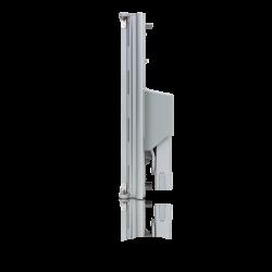 Cartel Estucado Brillo homologado - Zona videovigilada - 14x10,1 cms. En Espanol