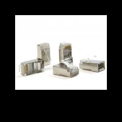 Conector RJ45 CAT 6 FTP - OEM