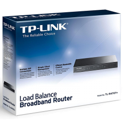 TP-LINK Router TL-R470t+...