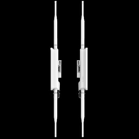 Ubiquiti ROCKET M5 - 5 GHz. ANTENA PARABOLICA 30 dBi 2X2 MIMO AIRMAX - LIGERA - PACK 2 UNIDADES